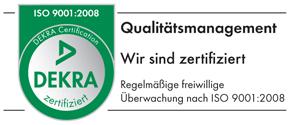 Röhler Touristik Zertifizierung